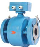 electromegnetic flowmeter full bore type-2