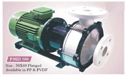 magnetic driven pp pump